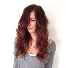 Long healthy brunette hair with a soft ombre or sombre. Ombre. Sexy waves.