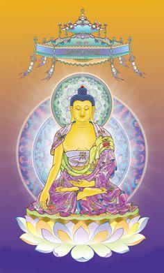 Sakyamuni Buda