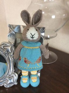City Home/Country Home: Edie the Easter Bunny goes to the Country