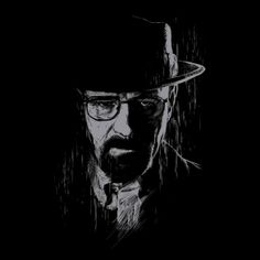 Daily Tee: The Heisenberg T-shirt design by carbine
