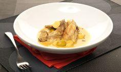 Receta de Curry casero de conejo