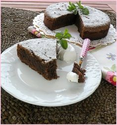 Torta Caprese - Italy