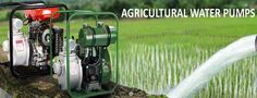 Agricultural Water Pumps from Powamac