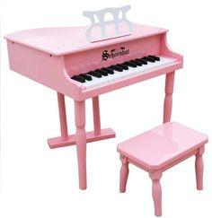 30 Key Classic Baby Grand Piano