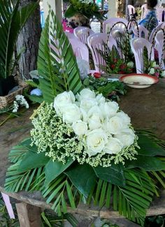 White Flowers Arrangements For Home Spaces Info: 9354434857 Easter Flower Arrangements, Funeral Flower Arrangements, Rose Arrangements, Church Flowers, Funeral Flowers, Wedding Flowers, Dried Flowers, White Flowers, Beautiful Flowers