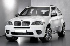 White BMW-X5