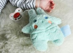 Cuddly Jill soft toy can comfort your baby from birth