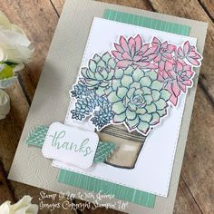 Card Making Supplies, Stamping Up Cards, Catalogue, Crafty Craft, Paper Cards, Flower Cards, Homemade Cards, Your Cards, Making Ideas