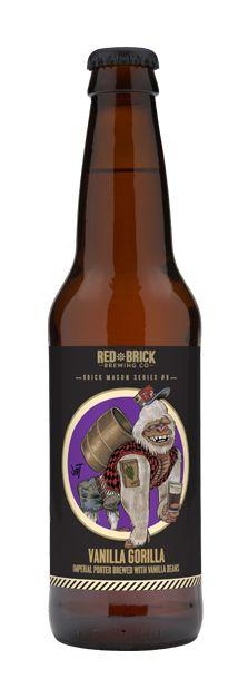 Red Brick Vanilla Gorilla - Available sporadically