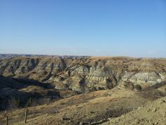 View from a location we were at. Near Mandaree ND