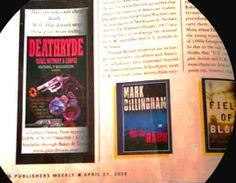 Deathryde in Publisher's Weekly.