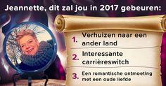 Wat is je lot in 2017?