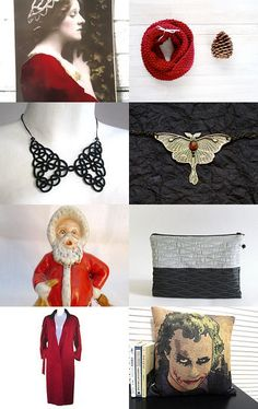 Christmas is coming ! by ILONA on Etsy--Pinned with TreasuryPin.com