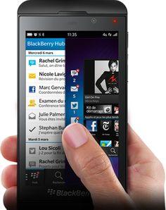 Smartphones BlackBerry & Tablette Tactile - Modéles de BlackBerry FR - France