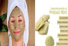 Face Masks, Packs & Peels Pure Multani Mitti for face Product Name: Pure Multani Mitti for face Type: Facial Wipes Multipack: 1 Country of Origin: India Sizes Available: Free Size   Catalog Rating: ★4.1 (2195)  Catalog Name: Pure Multani Mitti for face CatalogID_931342 C170-SC2014 Code: 49-6119392-