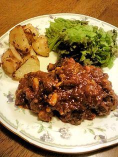 ほっぺがとろける~スペアリブトマト煮 by みうぱく [クックパッド] 簡単おいしいみんなのレシピが262万品