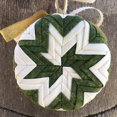 No Sew Pinwheel Ornament Pattern | Craftsy