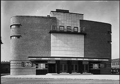 Odeon Cinema, Foundry Street, Radcliffe