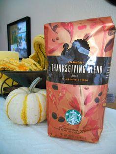 Starbucks Thanksgiving Blend!