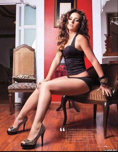 Elisandra Tomaceski for Open April 2013 Mexico Naked Photos) Ariadne Diaz, Beautiful Legs, Beautiful Models, Beautiful Women, Hot Girls, Girls In Love, Cute Brunette, Bikini, Famous Girls