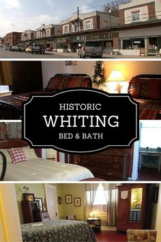 Historic Whiting Bed And Breakfast