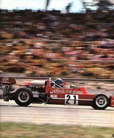 Hans-Joachim Stuck Jr. - March 732 BMW - STP March Engineering - VIII Rhein-Pokalrennen - 1973 European F2 Championship, Round 8
