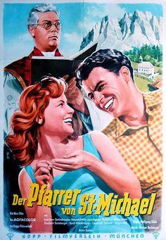 Poster zum Film: Der Pfarrer von St. Michael. 1957