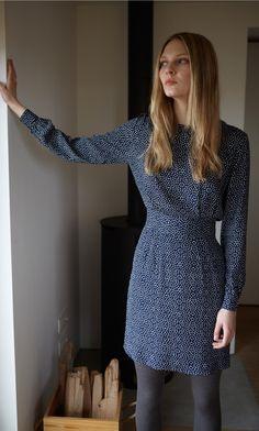 Mariel Dress - Plümo Ltd