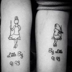 sister-tattoo-ideas-❤️vanuska❤️