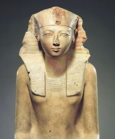 Hatshepsut, the most successful of several female rulers of ancient Egypt, declared herself king sometime between years 2 and 7 of the reign of her stepson and nephew, Thutmose III. She adopted the full titulary of a pharaoh, including the throne name <i>Maatkare</i>, which is the name most frequently found on her monuments
