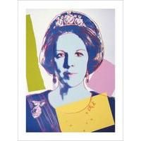 Reigning Queens: Queen Beatrix of The Netherlands, 1985 by Andy Warhol: Category: Art Currency: GBP Price: GBP30.00 Retail Price: 30.00…