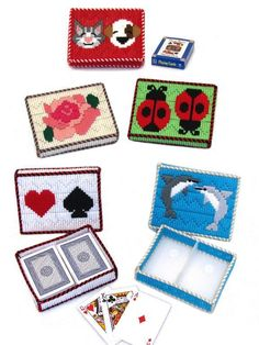 (11) Name: 'Other : Playing Card Cases