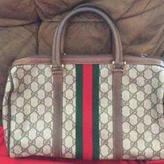 Gucci Bags | Vintage Gucci Satchel | Poshmark Prada Tote Bag, Gucci Handbags, Gucci Bags, Vintage Gucci, Louis Vuitton Damier, Michael Kors, Gucci Purses