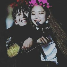 Taehyung, Kpop Couples, My Only Love, Blackpink And Bts, Bts Drawings, Jennie Blackpink, Taekook, My Images, Couple Goals