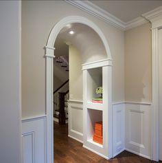 "Benjamin Moore Paint Color. ""Benjamin Moore OC-14 Natural Cream"". #BenjaminMoore #OC14 #NaturalCream. Mandy Brown Architects & Building Designers"