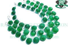 Semiprecious Beads, Green Onyx Faceted Coin Gemstone Beads, (Quality AAA) / 9 to 12 mm / 18 cm / by beadsogemstone on Etsy Tourmalinated Quartz, Pink Amethyst, Bead Store, Green Onyx, Semi Precious Gemstones, Chandelier Earrings, Gemstone Beads, Turquoise Necklace, Unique Jewelry