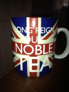 Lovely mug, courtesy of Elaine Cavey