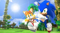Sonic Boom - Sonic And Tails - Wallpaper by SonicTheHedgehogBG on deviantART