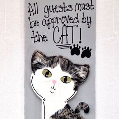 NEW ITEM added to our custom pet collection! A custom pet door hanger! This listing includes one custom painted pet and your choice of quotes.Hand painted in the USA. Be sure to read the listings description to learn how to order your very own!