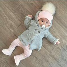 Baby Girl Clothes Set 2019 Autumn Set Cotton T-shirt Pants Headband fall Infant Clothes Newborn Baby Girl Clothing Set – Cute Adorable Baby Outfits Baby Girl Winter, My Baby Girl, Baby Baby, Baby Girl Stuff, Baby Momma, Baby Kind, Baby Love, Baby Girl Fashion, Kids Fashion
