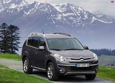 Photo Citroen C-Crosser new. Specification and photo Citroen C-Crosser. Auto models Photos, and Specs Commercial Van, Perfect Photo, Model Photos, Peugeot, Cars, Vehicles, Black, Peacock, Classic