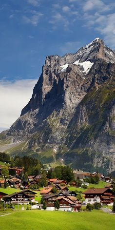 Photo: Grindelwald, Switzerland .. ❤️❤️❤️