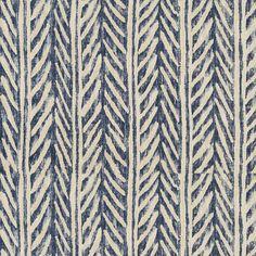 Pemba - Lapis - Exotic - Fabric - Products - Ralph Lauren Home Textile Fabrics, Textile Patterns, Textile Design, Print Patterns, Floral Patterns, Drapery Fabric, Linen Fabric, Cotton Fabric, Ralph Lauren Fabric