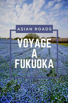 Les paysages de Fukuoka sont tout simplement incroyables. Cette ville de bord de mer mêle traditions et modernité. Fukuoka, Destinations, Roads, Travel, Landscapes, City, Road Routes, Street, Travel Destinations