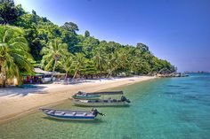 Most amazing island experience -Perhentian Islands, Malaysia