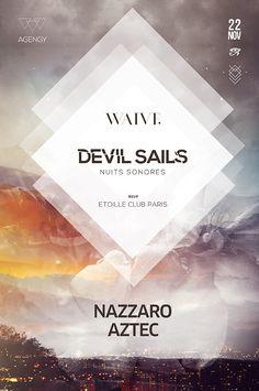 Devil Sails Poster