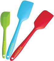My Mom Spark Reviews: Silicone Kitchen Utensil Set by LUCENTEE #ProductReview