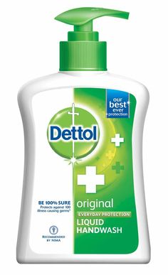 Dettol Liquid Soap Pump, Original – 215 ml :  ‪#‎HealthCare‬ ‪#‎Dettol‬ ‪#‎Liquid‬