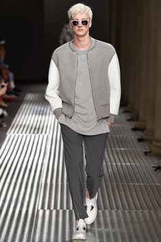 Neil Barrett Sharp, Yet Sporty Casual, a Huge Leap Above Sweats and a T-Shirt.
