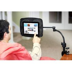 Levo Clamp-on Tablet And Ereader Holder